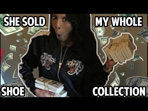 Thumbnail: GIRLFRIEND SOLD MY ENTIRE SHOE COLLECTION FOR $250K PRANK!!!