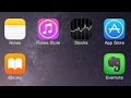 How to arrange app icons in iPhone like a desktop