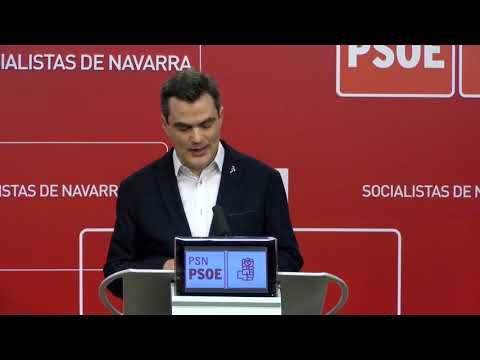 El PSN-PSOE elabora un proyecto de Ley de Vida Digital