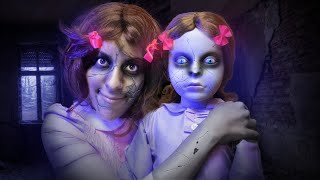 Our Sister Turned Into A Creepy Doll and has a Secret! (Baker&#39s Core)