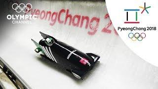 Nigeria's last Women's Bobsleigh Race | Day 12 | Olympics 2018 | PyeongChang