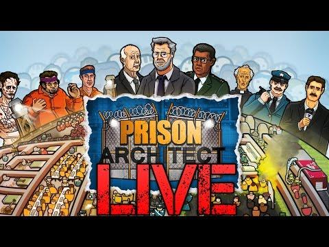Prison Architect LIVE (archive)