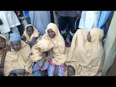 We Were Not Maltreated Or Molested, Released Dapchi Girls Say thumbnail