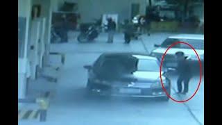 Graban robo de auto; se lo llevan en menos de 30 segundos