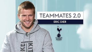 Heung-Min Son has different celebrations with everyone  Eric Dier Teammates 20