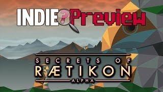 Indie Preview - Secret of Raetikon (PC/Mac/Linux)