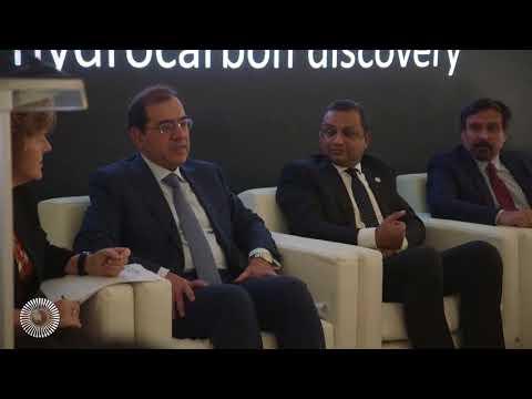 H.E. Tarek El-Molla, Minister of Petroleum & Mineral Resources - Egypt