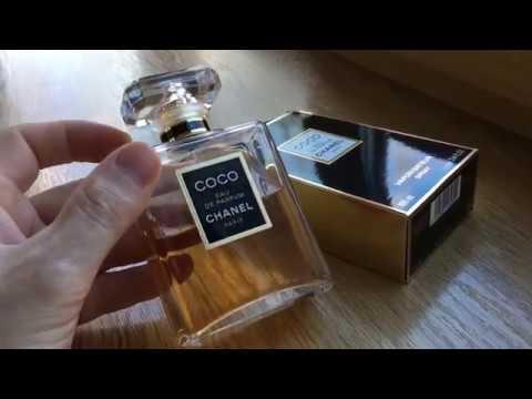 Chanel- Coco (edp). Обзор.