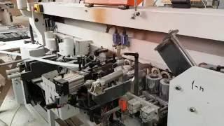 Кромкооблицовочный станок Filato FL-530(Предназначен для облицовывания прямолинейных кромок плитных материалов рулонными кромками АБС, ПВХ и..., 2016-06-30T16:00:25.000Z)