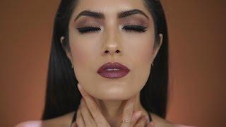 Mostly All  Drugstore Makeup Look | Melissa Alatorre