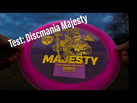Test: Discmania Majesty