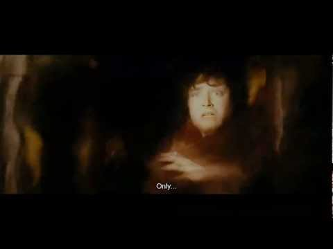 The LOTR Sauron's Speech