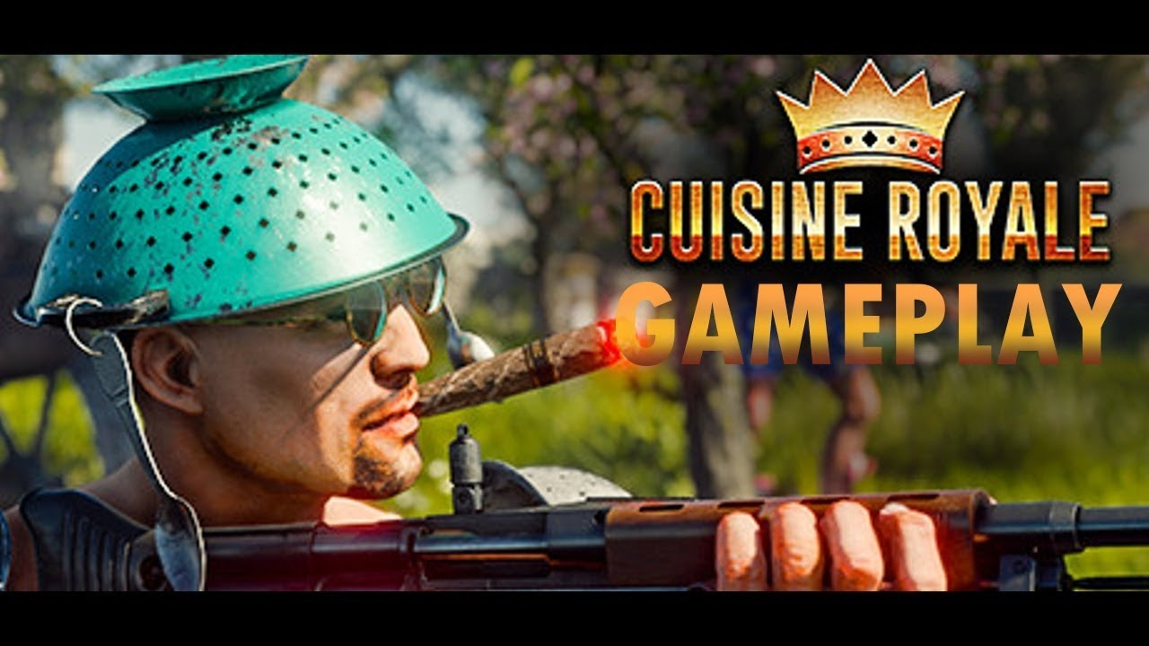 Cuisine Gameplay Cuisine Royale Pc Gameplay