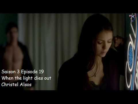 Vampire diaries S3E19 - When the light dies out - Christel Alsos mp3