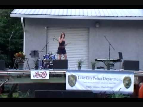 National Night Out - 2011 at 1st Street Music & Sound Co.