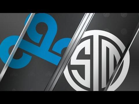 C9 vs TSM - Week 6 Day 2 | LCS Summer Split | Cloud9 vs. TSM (2019)