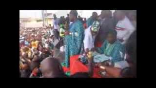 Official Declaration Of Christopher Omisore As PDP Governorship Aspirant In Osun
