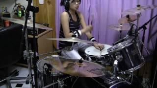 Ninja Nins - Giving Up the Gun (Drum Cover) - Vampire Weekend