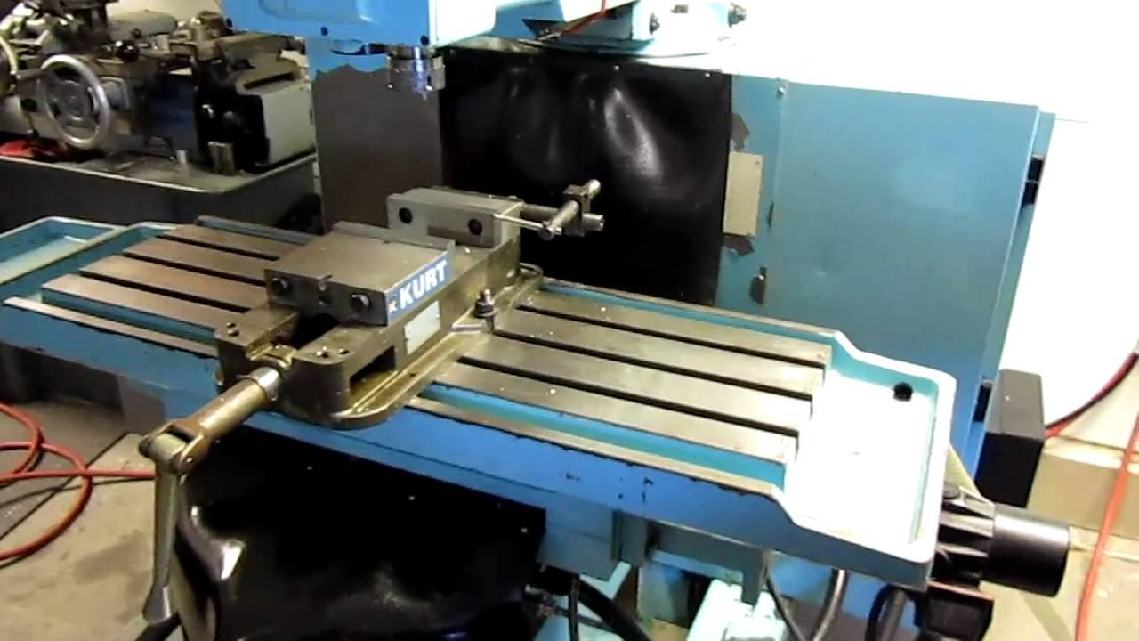 HURCO KM3-P CNC KNEE MILL FOR SALE - TheProturn