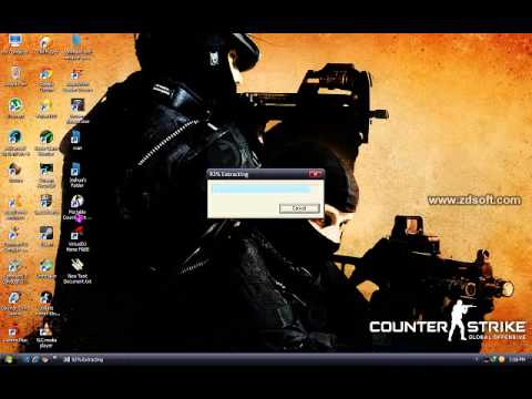 counter strike source super compactado
