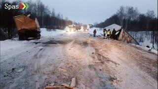 27 февраля 2021 года ДТП в Башкирии. Погиб водитель.
