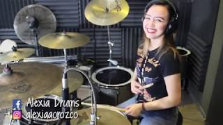 Bring me to life (Drum Cover) - Alexia Drums
