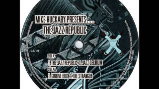 Mike Huckaby - Jazz Delirium