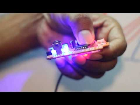 Reverse Engineering USB optical mouse