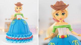 My Little Pony  APPLEJACK Doll CAKE  Tan Dulce