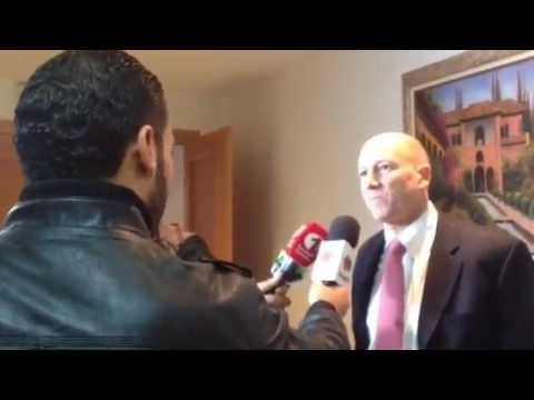 Tunisia National Television Interview 2014
