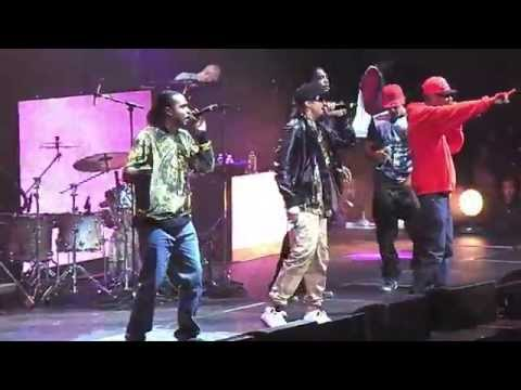 BONE THUGS-N-HARMONY LIVE AT BARCLAYS CENTER