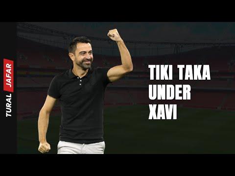 [Tural Jafar] Xavi's tiki taka tactics at Al Sadd