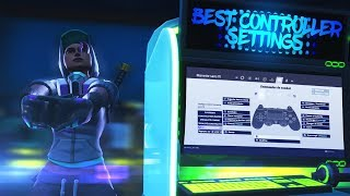 [TUTO FORTNITE] - NEW BEST TOUCHES/RESULTS SAISON REDSE X 🎮 (Secret Setting-Dead Zone)