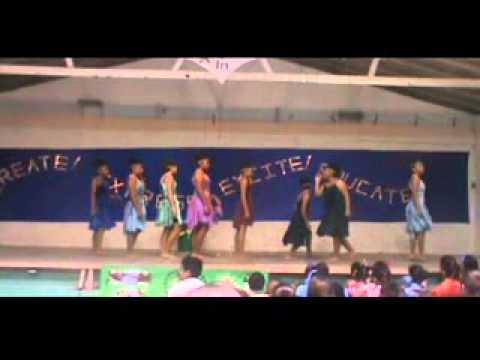 Holy Cross Belize 2014 Dance