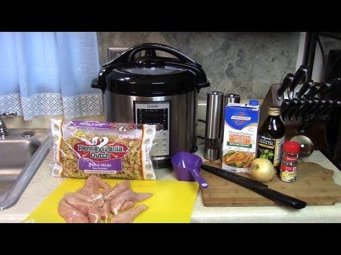 7-min.-pressure-cooker-chicken-noodle-soup