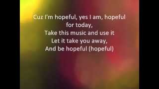 Repeat youtube video Bars & Melody (B.A.M) - Hopeful - Official Lyrics (First lyric video) @_itsAMI