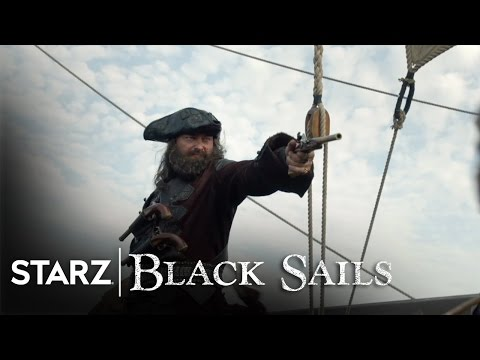 Black Sails | The End Tease | STARZ