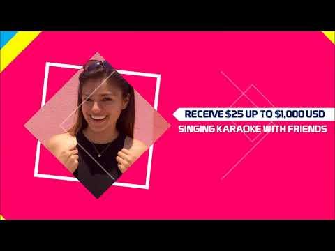 KARAOKE KASH CREATING 1000 MILLIONAIRES IN 2018