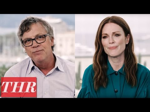 Julianne Moore & Todd Haynes on 'Wonderstruck': A Single Journey Separated by 50 Years  Cannes 2017