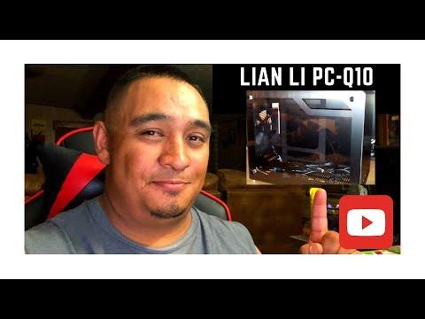 Lian Li PC-Q10 case new