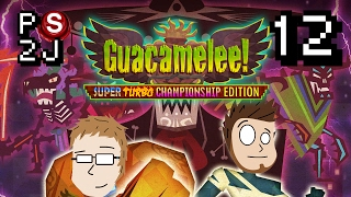 Guacamelee EP 12 - MORE PUZZLES!