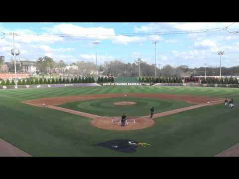 Baseball vs. Spring Hill (Part 1)