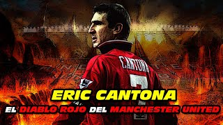 Eric Cantona 👹 The Manchester United's Red Devil (English Subtitles)