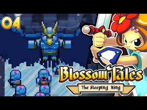 Blossom Tales: The Sleeping King Part 4 ICE DUNGEON! Gameplay Walkthrough