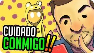 CUIDADITO CONMIGO!! | Gona, Exo, Sara y Luh en Gang Beasts Online