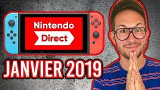 Nintendo Direct Janvier 2019 : les rumeurs s'emballent (GTA 5 Switch, FZero, Pikmin 4...) 💥