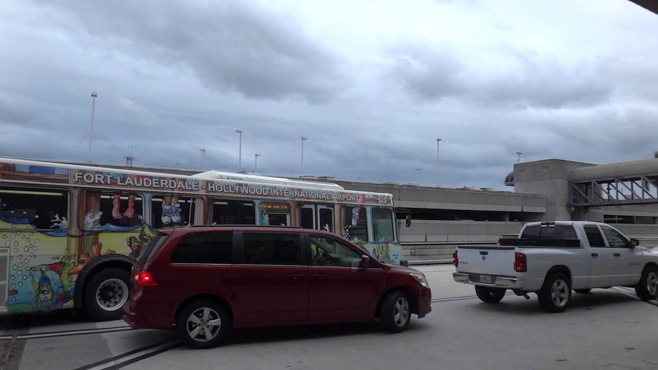 Fll Rental Car Center National