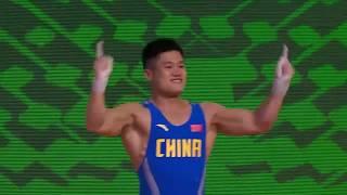 Lyu Xiaojun clinches the Men