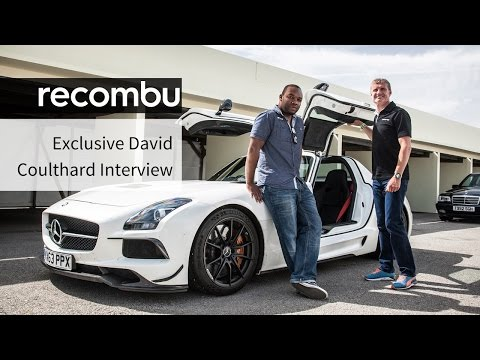 Interview: David Coulthard reveals the 3 fastest F1 drivers