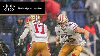 George Kittle's Battle against Earl Thomas in Week 13 | 49ers